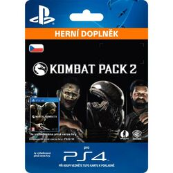 Mortal Kombat X (CZ Kombat Pack 2) na progamingshop.sk