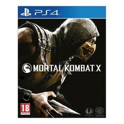 Mortal Kombat X [PS4] - BAZÁR (použitý tovar) na progamingshop.sk
