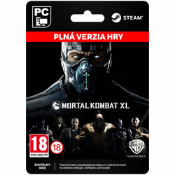 Mortal Kombat XL [Steam] na pgs.sk