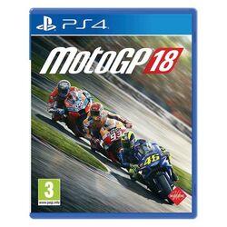 MotoGP 18 [PS4] - BAZÁR (použitý tovar) na progamingshop.sk