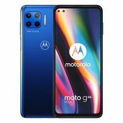 Motorola Moto G 5G Plus, 6/128GB, Dual SIM, Surfing Blue na progamingshop.sk