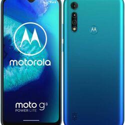 Motorola Moto G8 Power Lite, Dual SIM   Arctic Blue - nový tovar, neotvorené balenie na progamingshop.sk
