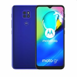 Motorola Moto G9 Play, 4/64GB, Dual SIM, Electric Blue - SK distribúcia na progamingshop.sk