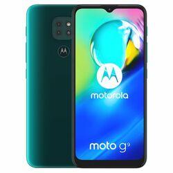 Motorola Moto G9 Play, 4/64GB, Dual SIM, Forest Green - SK distribúcia + Moto Buds v hodnote 99€ na progamingshop.sk