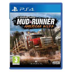 MudRunner: a Spintires Game (American Wilds Edition) [PS4] - BAZÁR (použitý tovar) na pgs.sk