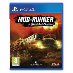 MudRunner: a Spintires Game na pgs.sk