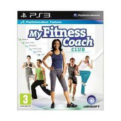 My Fitness Coach Club [PS3] - BAZÁR (použitý tovar) na progamingshop.sk