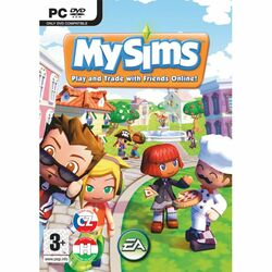 My Sims CZ na progamingshop.sk