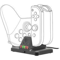 Nabíjačka Speedlink Quad Multi-Charger pre Nintendo Switch na progamingshop.sk