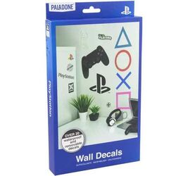 Nálepky Playstation Wall Decals na pgs.sk