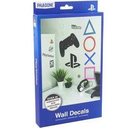Nálepky Playstation Wall Decals na progamingshop.sk