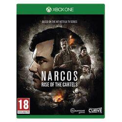 Narcos: Rise of the Cartels [XBOX ONE] - BAZÁR (použitý tovar) na progamingshop.sk
