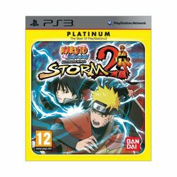 Naruto Shippuden: Ultimate Ninja Storm 2 na pgs.sk