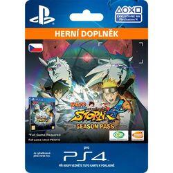 Naruto Shippuden: Ultimate Ninja Storm 4 (CZ Season Pass) na pgs.sk