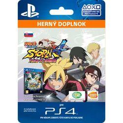 Naruto Shippuden Ultimate Ninja Storm 4: Road to Boruto (SK Expansion) na pgs.sk