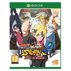 Naruto Shippuden Ultimate Ninja Storm 4: Road to Boruto na pgs.sk