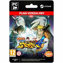Naruto Shippuden: Ultimate Ninja Storm 4 [Steam] na pgs.sk