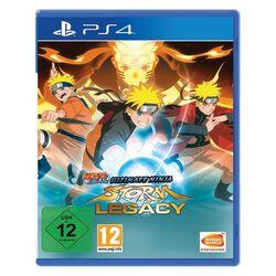 Naruto Shippuden: Ultimate Ninja Storm Legacy na pgs.sk