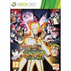 Naruto Shippuden: Ultimate Ninja Storm Revolution na pgs.sk