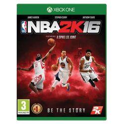 NBA 2K16 na progamingshop.sk