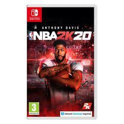 NBA 2K20 na progamingshop.sk