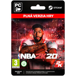 NBA 2K20 [Steam] na progamingshop.sk