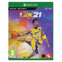 NBA 2K21 (Mamba Forever Edition) na progamingshop.sk