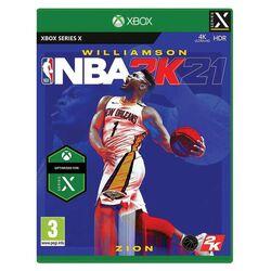 NBA 2K21 [XBOX SX] - BAZÁR (použitý tovar) na pgs.sk