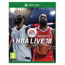 NBA Live 18 na progamingshop.sk