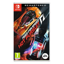 Need for Speed: Hot Pursuit (Remastered) [NSW] - BAZÁR (použitý tovar) na pgs.sk