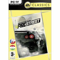 Need for Speed: ProStreet CZ na progamingshop.sk