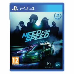 Need for Speed [PS4] - BAZÁR (použitý tovar) na progamingshop.sk