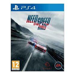 Need for Speed: Rivals [PS4] - BAZÁR (použitý tovar) na progamingshop.sk