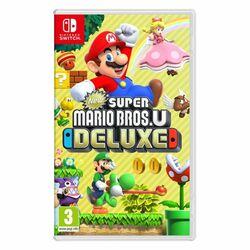 New Super Mario Bros. U (Deluxe) [NSW] - BAZÁR (použitý tovar) na pgs.sk