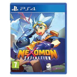 Nexomon: Extinction [PS4] - BAZÁR (použitý tovar) na progamingshop.sk