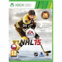 NHL 15 CZ na pgs.sk