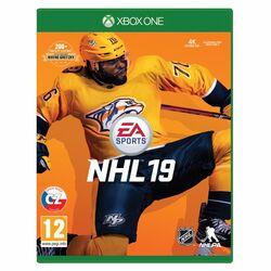 NHL 19 CZ [XBOX ONE] - BAZÁR (použitý tovar) na progamingshop.sk