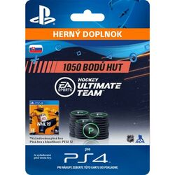 NHL 19 Ultimate Team - 1050 Hockey Points SK na progamingshop.sk
