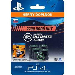 NHL 19 Ultimate Team - 2200 Hockey Points SK na progamingshop.sk