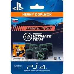 NHL 19 Ultimate Team - 5850 Hockey Points SK na progamingshop.sk
