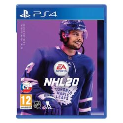 NHL 20 CZ [PS4] - BAZÁR (použitý tovar) na progamingshop.sk