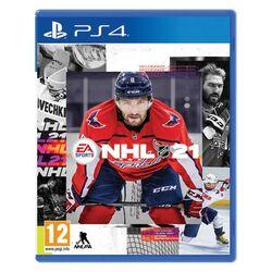 NHL 21 CZ [PS4] - BAZÁR (použitý tovar) na progamingshop.sk