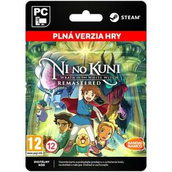 Ni no Kuni: Wrath of the White Witch (Remastered) [Steam] na progamingshop.sk