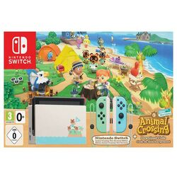Nintendo Switch (Animal Crossing: New Horizons Edition) na pgs.sk