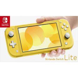Nintendo Switch Lite, žltá na pgs.sk