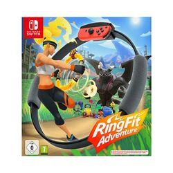 Nintendo Switch Ring Fit Adventure - OPENBOX (Rozbalený tovar s plnou zárukou) na pgs.sk