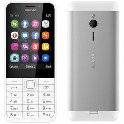 Nokia 230, Dual SIM, Silver - SK distribúcia na progamingshop.sk