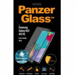 Ochranné sklo PanzerGlass Case Friendly AB for Samsung Galaxy A52 - A525F / A52s 5G, čierne na pgs.sk