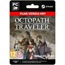 Octopath Traveler [Steam] na progamingshop.sk