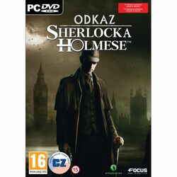 Odkaz Sherlocka Holmesa CZ na progamingshop.sk